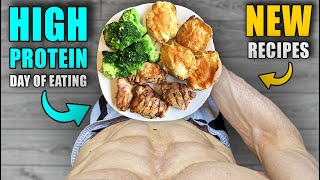 What I Eat in a Day to Lose Weight + 2 NEW Sheet Pan DINNER & DESSERT Recipes