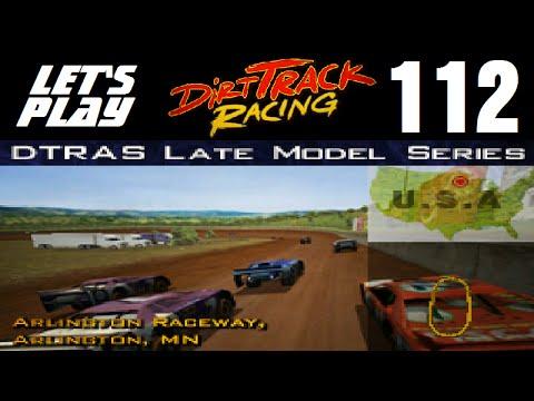 Let's Play Dirt Track Racing - Part 112 - Y10R4 - Arlington Raceway