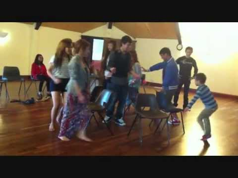 Musical Chair - Brecon BBQ Party 2012