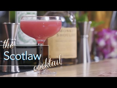 Scotlaw Cocktail - The Proper Pour with Charlotte Voisey - S5E8