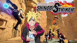 That KSI And Logan Paul Fight Was Wild! Naruto to Boruto Shinobi Striker (Demo)