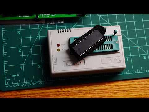 #132 Zeta2 Z80  programming zeta2 flash ROM