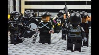 LEGO S.W.A.T. (BANK ROBBERY failed)