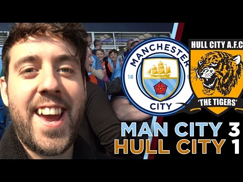 Man City 3-1 Hull City | DELPH EVERY WEEKEND!