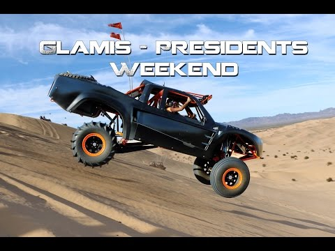 Glamis Presidents Day Weekend