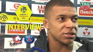 Interview de fin de match : LOSC - Paris Saint-Germain (5-1) / 2018-19
