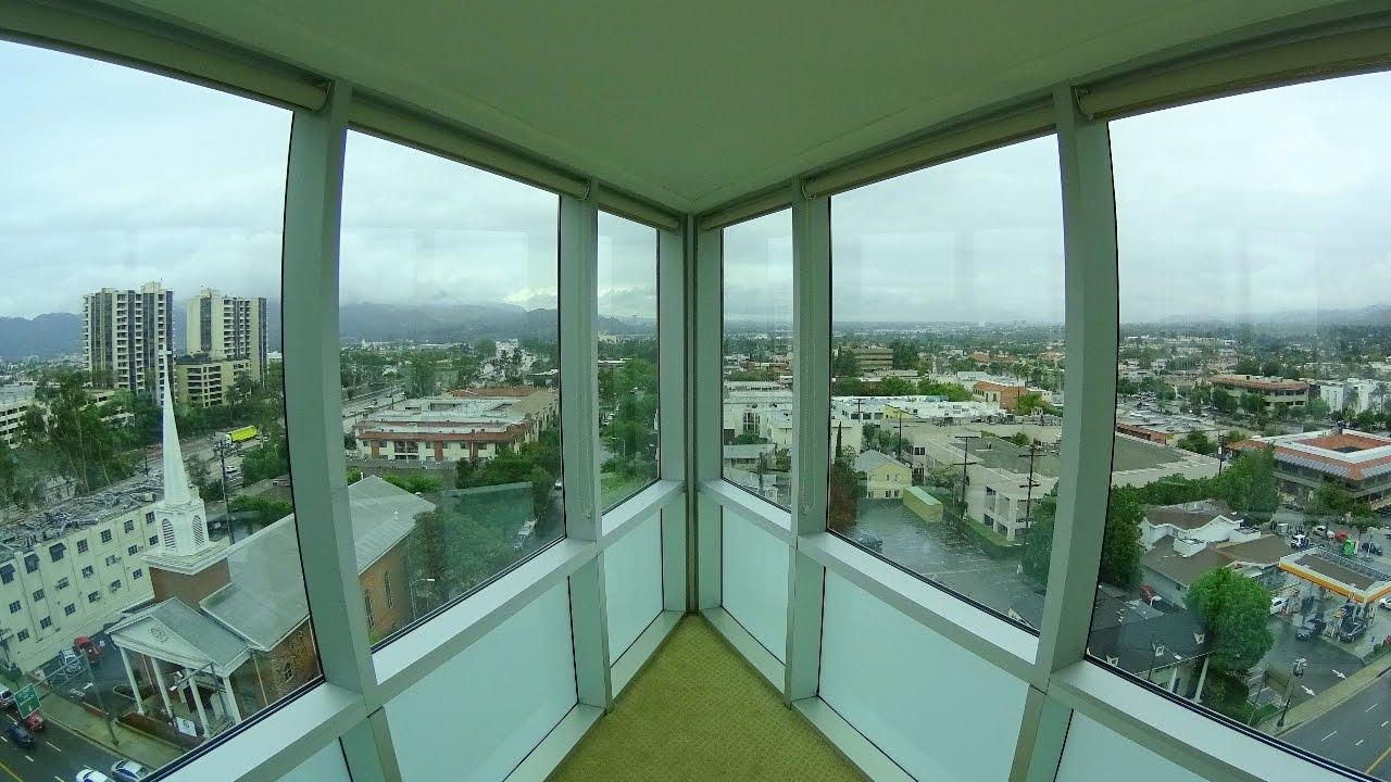 embassy suites by hilton glendale corner suite tour. Black Bedroom Furniture Sets. Home Design Ideas