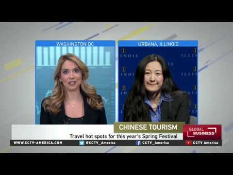 Assistant Professor Zhuowei Huang on Lunar New Year tourism