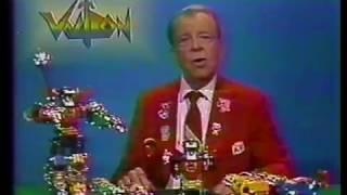 Comerciales 80s - Voltron Con El Tio Gamboin