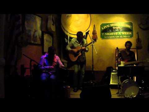 BRAZILIAN MUSIC AT KELLS IRISH PUB PORTLAND - MARCH 2012