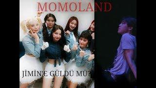MOMOLAND BTS'DEN JİMİN'E GÜLDÜ MÜ? (Fan Genel Yorumları)