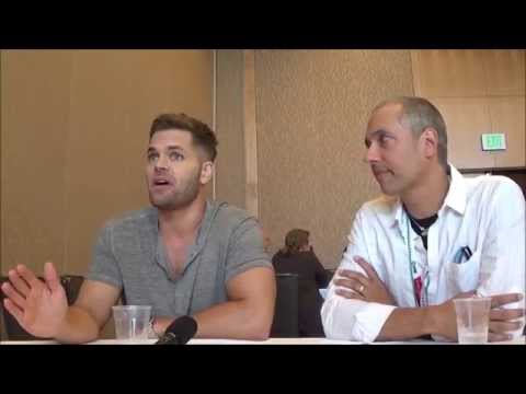 The Expanse Q&A with Wes Chatham & Hawk Ostby SDCC 2015