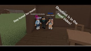 Epic Minigames I Featuring FishyDonutsOG (Andrew) I Roblox Epic Minigames