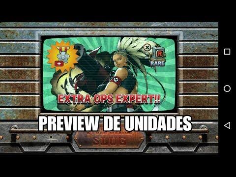 Metal Slug Attack - PREVIEW UNIDADES / LORETTA/ ESPECIAL HURACÁN/ JOHN REAL/ SOLDADO MUTANTE (NEO)