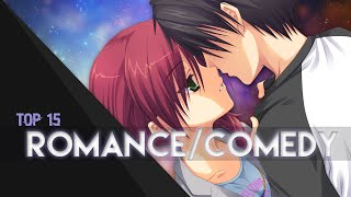 Top 15 Romance/Comedy Anime
