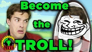 GTLive: Am I The TROLL?! | TrollFace Quest Video Games 2 and Internet Memes