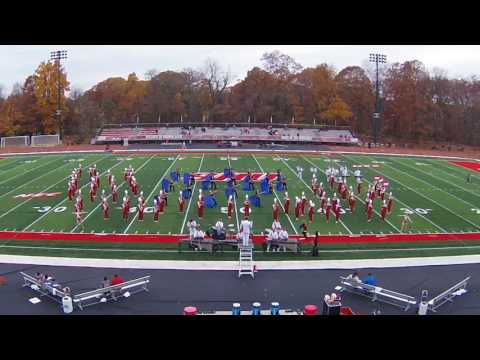 Sacred Heart University Marching Band 2015 Show