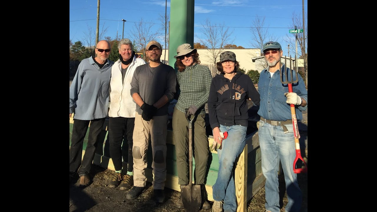 (Video) Planting Roots on Trent Drive