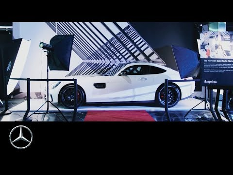 Nights filled with glamour at the Mercedes-Benz Night Stars event