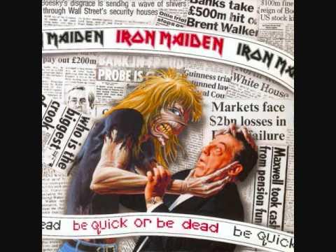 Клип Iron Maiden - Space Station No. 5