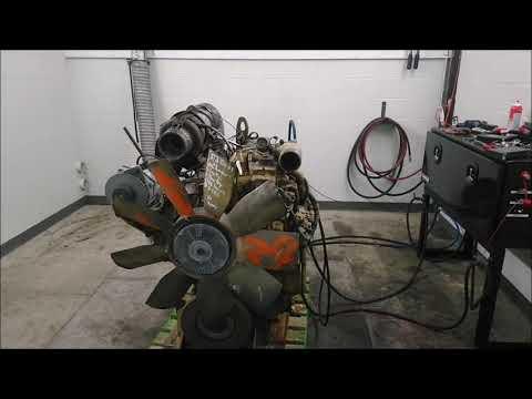 Used CAT 3306DI Engine