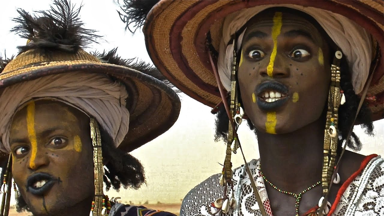 Download GEREWOL FESTIVAL: A FASCINATING RITUAL AND BEAUTY CONTEST FOR MEN