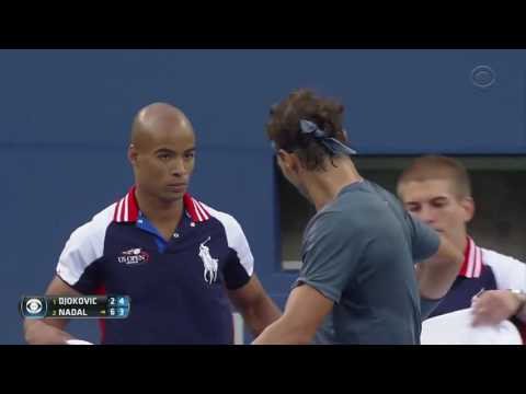 Nadal vs Djokovic - Us Open 2013 Final Highlights HD