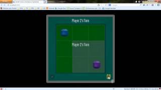Twee-Speler ''Kleine Tactieken'' Raad van bestuur Spel in Construct 2 - [1] Inleiding