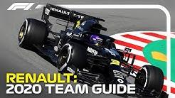 Renault F1 Team | 2020 Formula 1 Team Guide