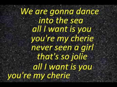 Ma Cherie karaoke by DJ Antoine