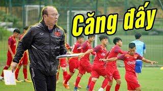 Thầy Park lo lắng điều này sau khi chuốt lại đội hình U23 VN