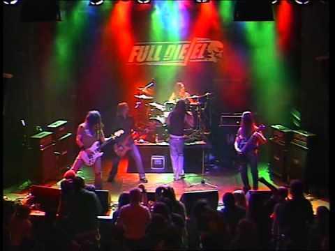 Full Diesel - King Of Defeat, Tavastia 2006 (live)