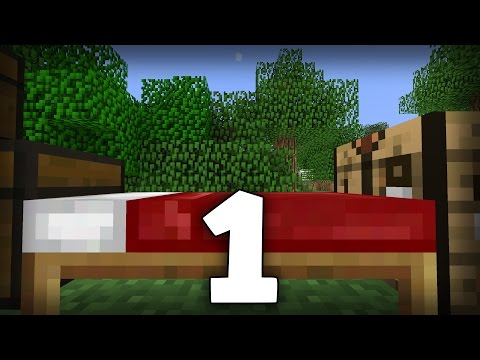 Vad hörde jag i grottan?   Moddat Minecraft #1