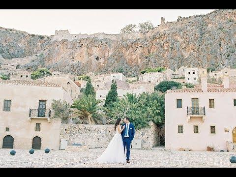 Ilias and Gianna, Wedding in Monemvasia, Greece  17-09-2016