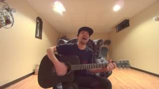 Hands To Myself (Selena Gomez/Kings Of Leon) acoustic cover by Joel Goguen