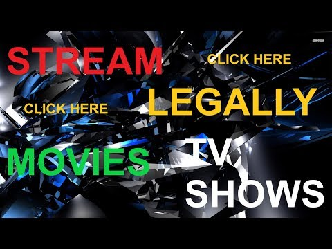 🔴WANT TO STREAM FREE MOVIE/TV SHOWS LEGALLY--CLICK HERE🔴