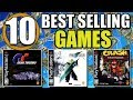 Top 10 Best Selling PS One Games of All Time - (PlayStation 1 Games)