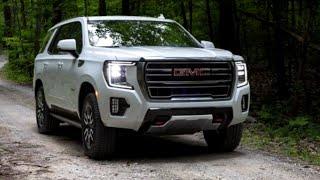 2021 GMC Yukon AT4 Features \u0026 Spec Details