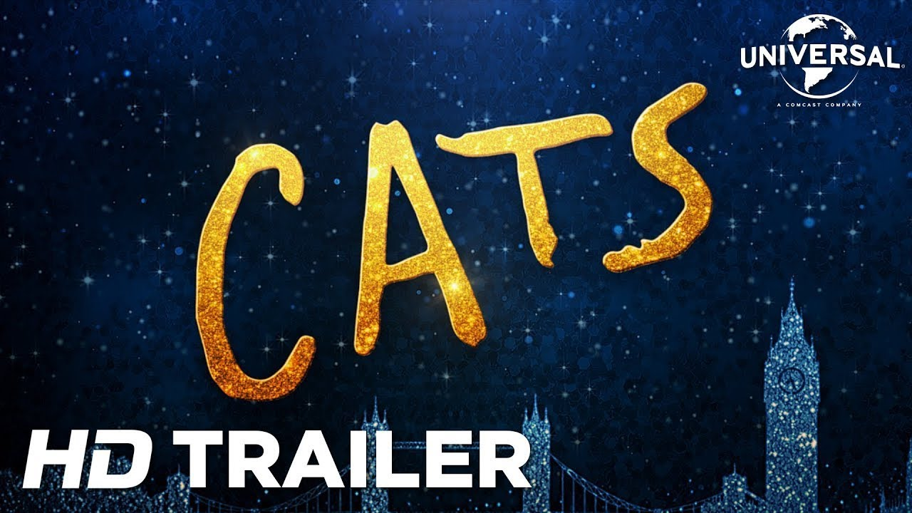 Cats La Pelicula Nuevo Trailer Subtitulado Universal Hd Youtube