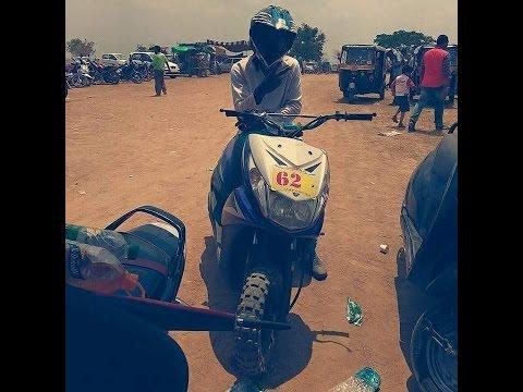 Yamaha ray Mysore to banglore road trip solo !