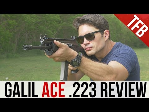 The AK Perfected: The Galil ACE in .223/5.56mm In-Depth Review