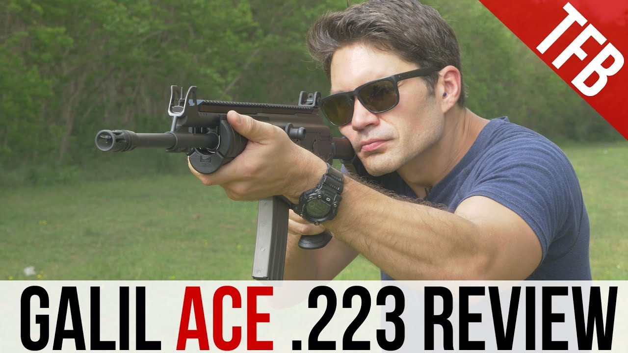 The AK Perfected: The Galil ACE in  223/5 56mm In-Depth Review