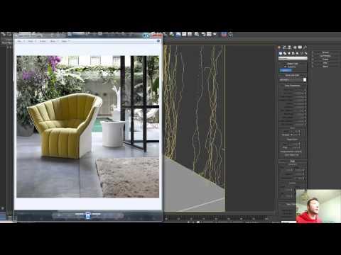 Ivy Generator - FREE 3Ds Max Plugin - YouTube