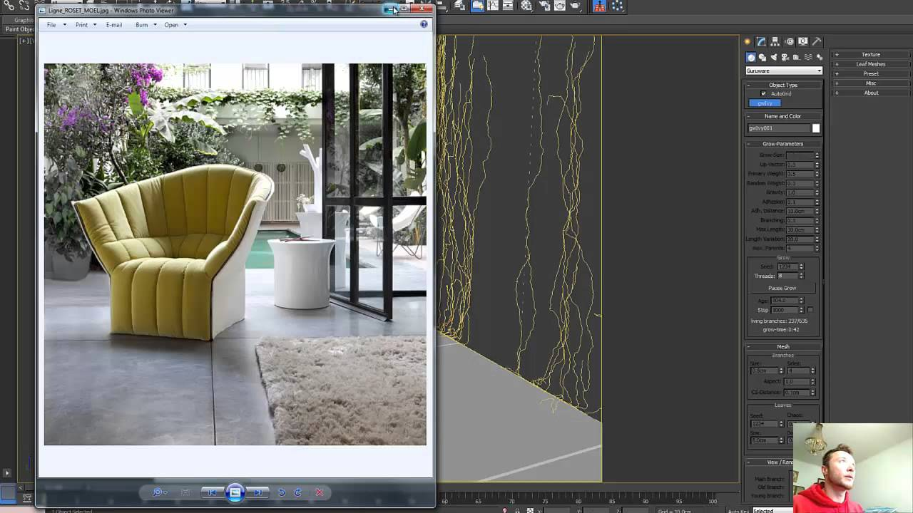 ivy generator plugin for 3ds max 2015 free download