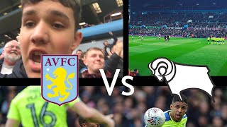 Aston Villa v Derby