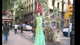 5 Самых великолепных мест Барселоны (Испания)