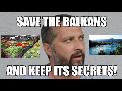 Srdjan Stankovich - Supernatural - Environmentalism in Serbia