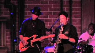 "AQUI & AJAZZ, DAVE KOZ ""Put The Top Down""  Live At The Birchmere"