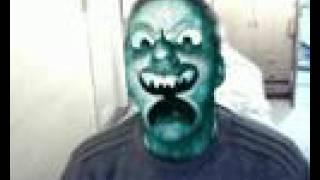 Demon Face #1