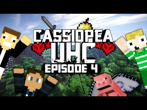 Cassiopea UHC | S.5 EP.4 | Vi Bygger Et Hus!